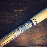 Fletcher Bats, navy vintage distressed