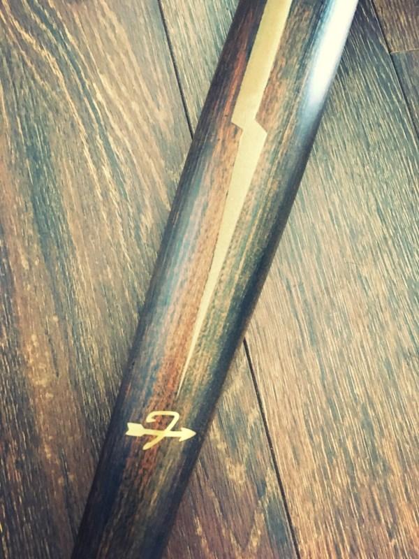 Lightning bolt bat