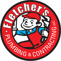fletcher's plumbing & contracting logo
