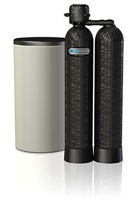 Kinetico water softener brine tank
