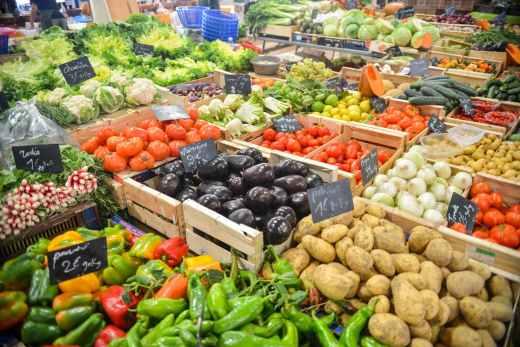 food healthy vegetables potatoes