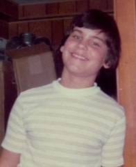 Chris, Childhood pic