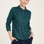 blouse coraux Ecovero Tranquillo