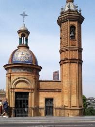 The Moorish Revival Chapel of El Carmen- built 1927