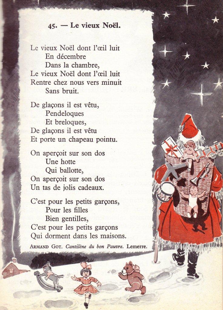 Cantilène Du Vieux Noel Poésie : cantilène, vieux, poésie, Conte, Noël, Fleur, Flocons