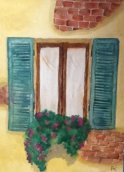 May 13: European Window