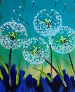 May 21: Dandelions