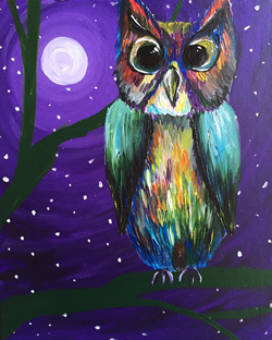May 6: Midnight Owl