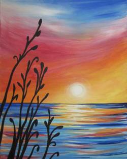 June 18: Ocean Sunset