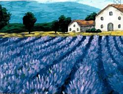 September 30: Lavender Fields