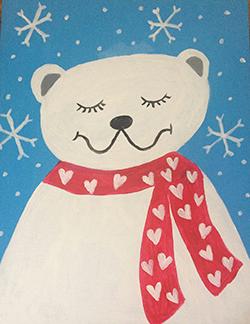 February 4: Children's Class (Polar Bear)