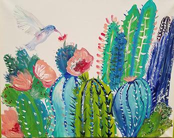 April 29: Desert Blooms
