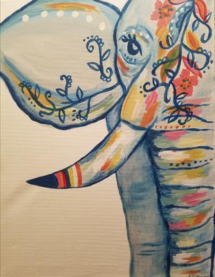 March 10: Bohemian Elephant