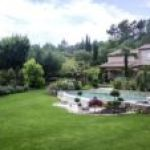 jardin et piscine - Garden and pool