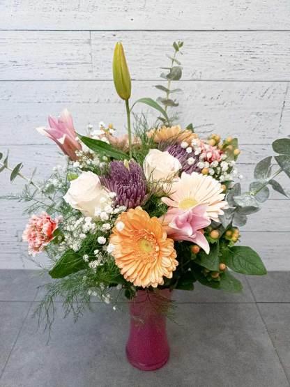 Bouquet Journée de la femme - 01 - Fleuriste Coin Vert | Montréal
