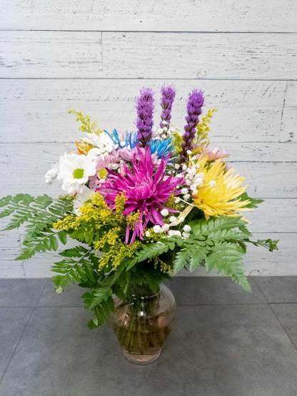 Easter bouquet 01 - Fleuriste Coin Vert | Montréal