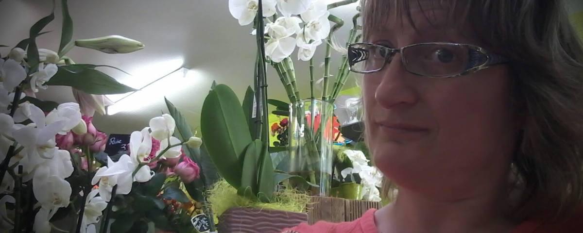 Fleuriste à Saint Sauveur le Vicomte, Valérie pour les Fleurs de Barbey