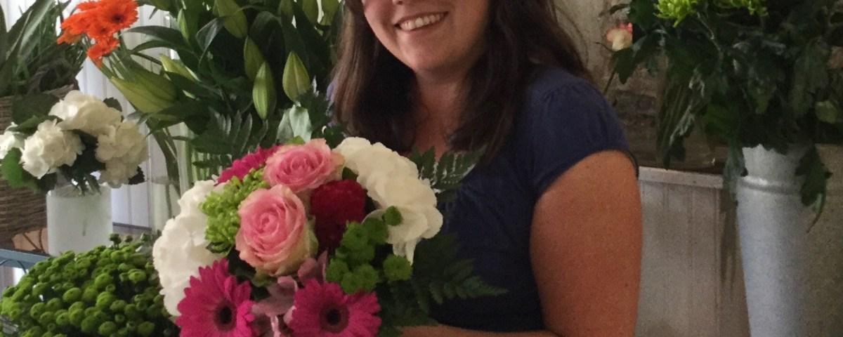 Fleuriste Audrey BELLANGER, Il était une fleur, Chalonnes sur Loire 49290
