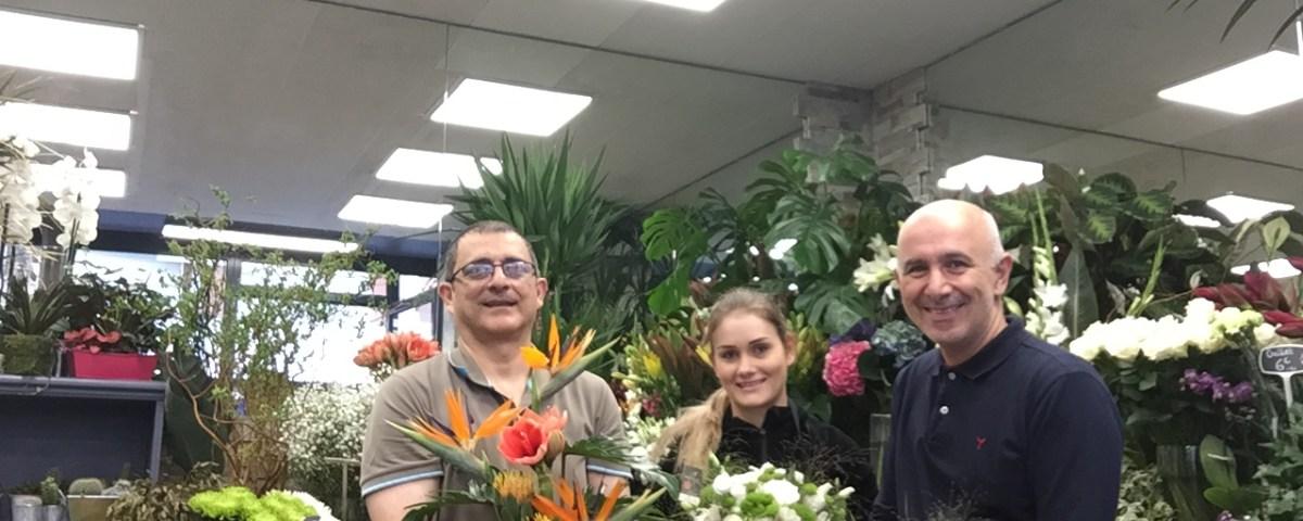 fleuriste Amaryllis Fleurs Paris-75015