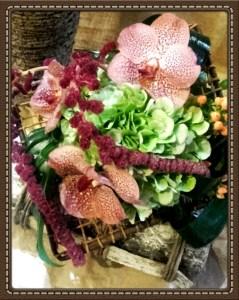 Bouquet par Sophie pour Tutti Fleuri fleuriste à Perpignan-66000