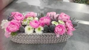 composition florale par Betty pour Le Trefle A Quatre Fleurs-59147