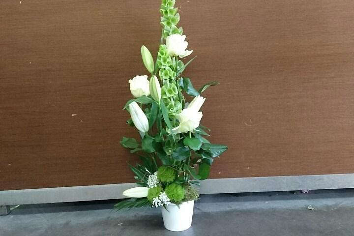 composition par Fleurs et Nature à Coignières-78310