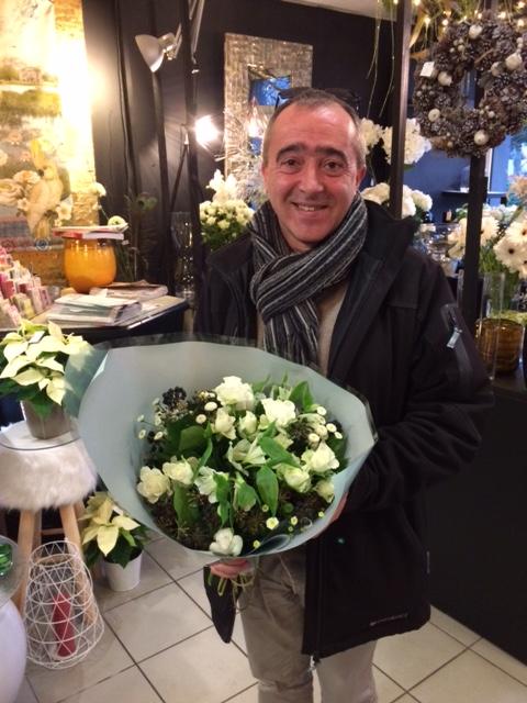 Gagnant Youpi Fleurs à Coueron