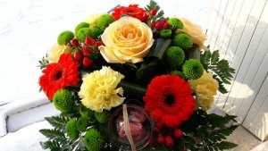 Bouquet par L'Orchidee fleuriste à Montsalvy-15120