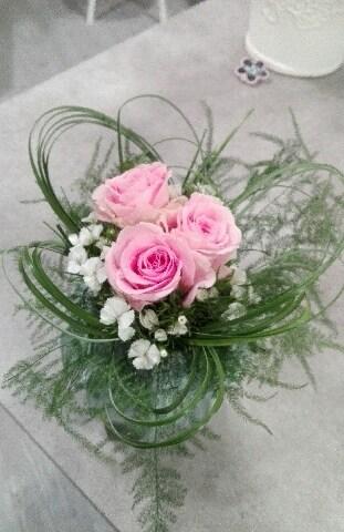 bouquet par Betty pour Le Trefle A Quatre Fleurs à Gondecourt 59147