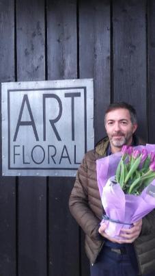 Olivier, gagnant du jeu Youpi Fleurs, tirage du mercredi 8 février 2017