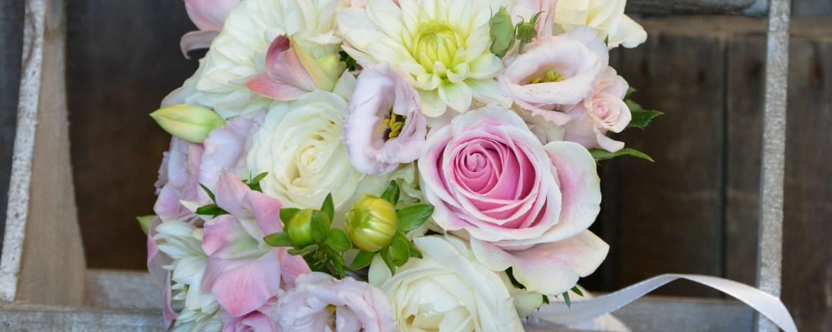 bouquet et boutonniere