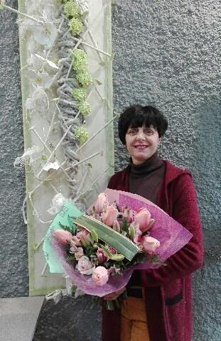 """Votre artisan fleuriste à Laragne Montéglin (05300), Véronique pour """"L'Orchidée"""""""