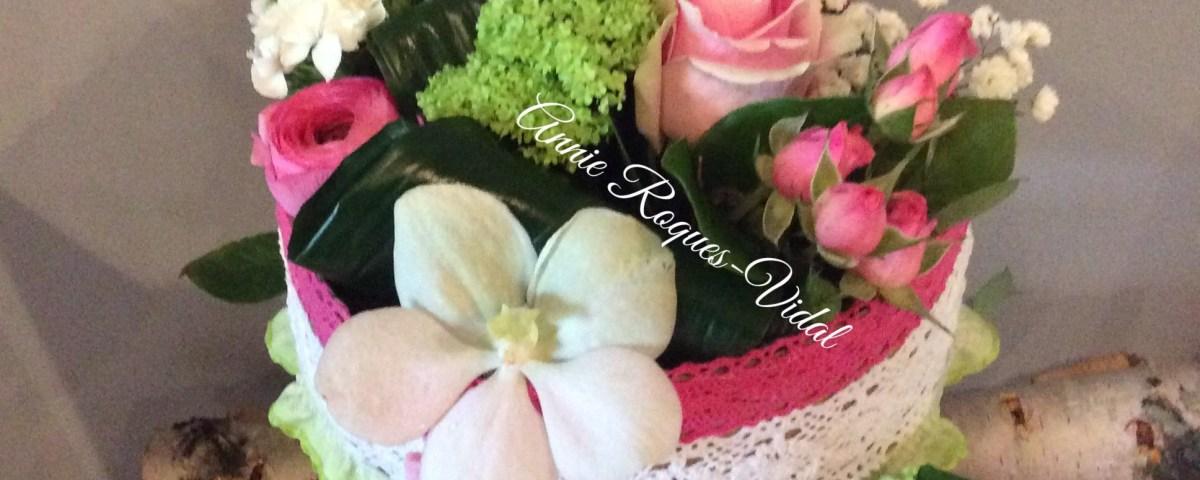 Creations Florales - Annie Roques-Vidal à Murat sur Vèbre-81320
