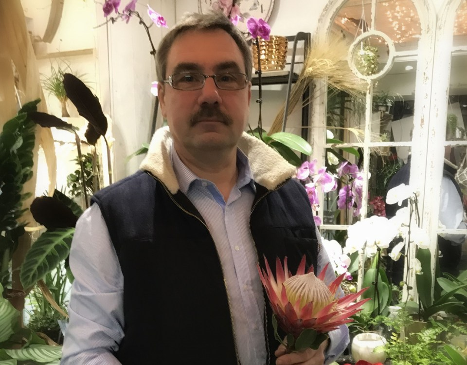 Le Jardin de Camille fleuriste à Dieppe-76200
