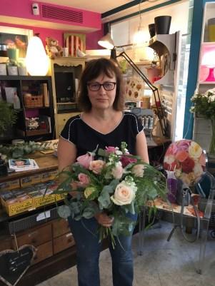 Florence, gagnant du jeu Youpi Fleurs, tirage du mercredi 17 mai 2017