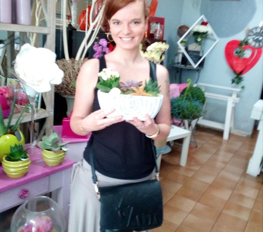Gagnante youpi fleurs