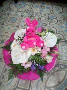 L'enchantement floral