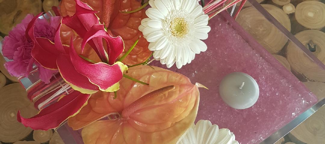 Envoyer des fleursà Meslay du Maine avec votre fleuriste Le Jasmin