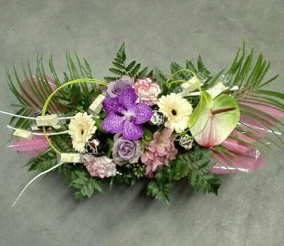 Envoyer des fleurs à Milizac avec votre fleuriste Jardin D'eden