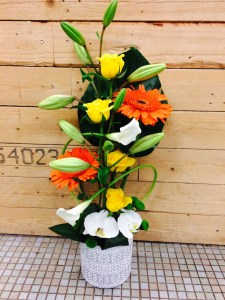 Envoyer des fleurs à Illiers Combray avec votre fleuriste L'Atelier Floral