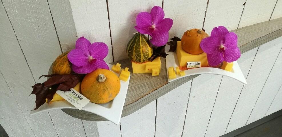 Envoyer des fleurs à Bannalec avec votre fleuriste Brindilles