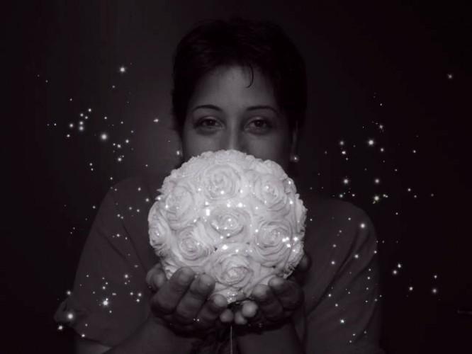 """Votre artisan fleuriste à Bruguières (31150), Virginie pour """"Amaranthe"""""""