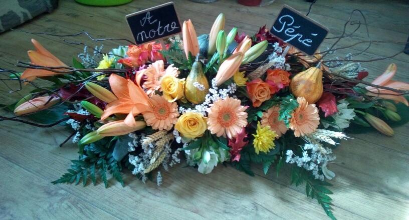Envoyer des fleurs à Châteauneuf du Pape avec votre fleuriste L'enchantement floral