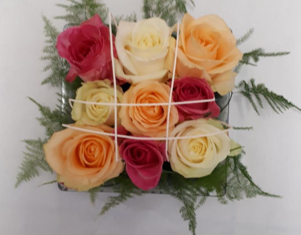 Envoyer des fleurs à Avignopn avec votre fleuriste Le Coin Fleuri