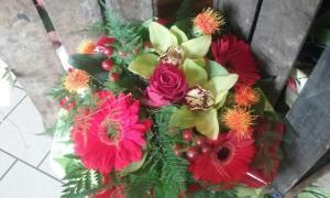 Envoyer des fleurs à Gouzeaucourt avec votre fleuriste Le Jardin d'Eloïse