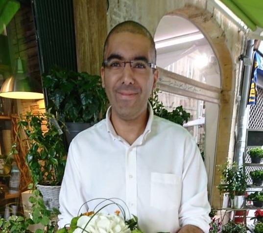 Farid, gagnant du jeu youpi fleurs