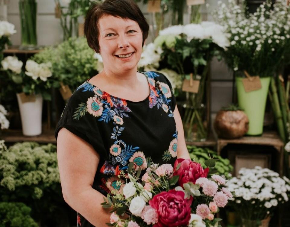 """Votre artisan fleuriste à Charleville Mézières (08000), Céline pour """"A Fleur de Cœur"""""""