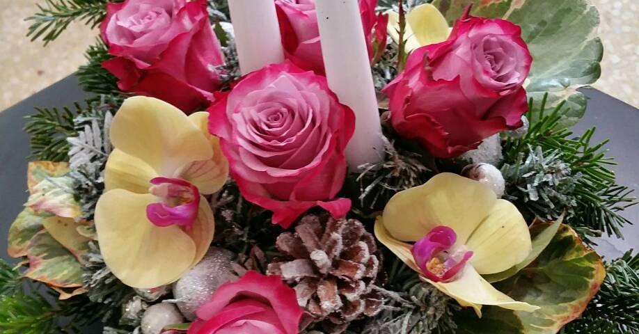 Envoyer des fleurs à Six Fours les Plages avec votre fleuriste Martine Fleurs