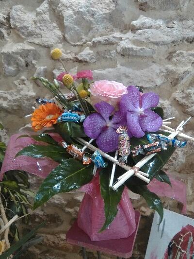 Envoyer des fleurs à Miramas avec votre fleuriste Artistik Liberte
