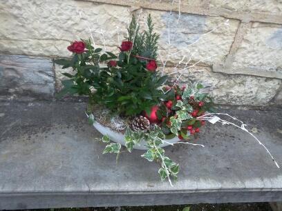 Envoyer des fleurs à Rioz avec votre fleuriste L'Atelier des Roses